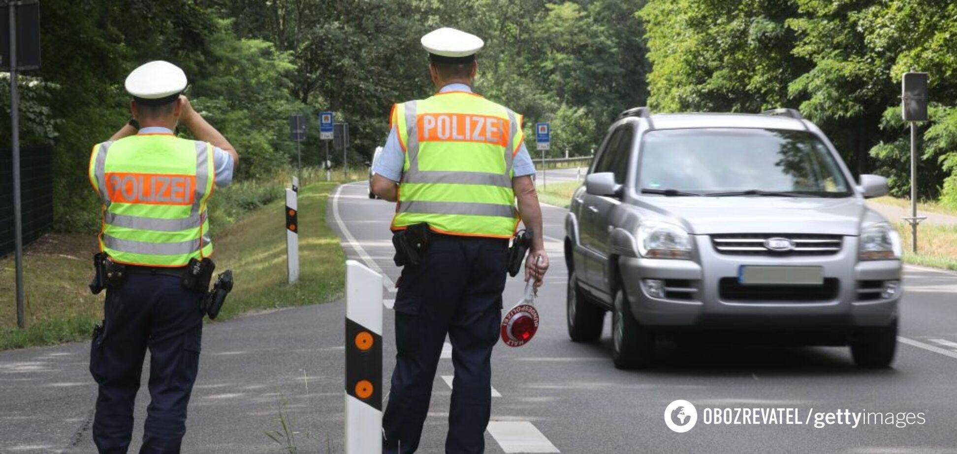 У Польщі затримали озброєну банду з Росії. Фото