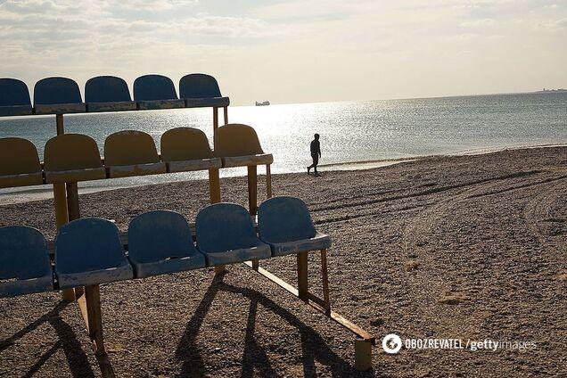 Берег Чорного моря