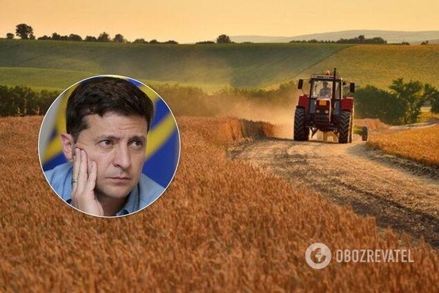 Запуск ринку землі в Україні