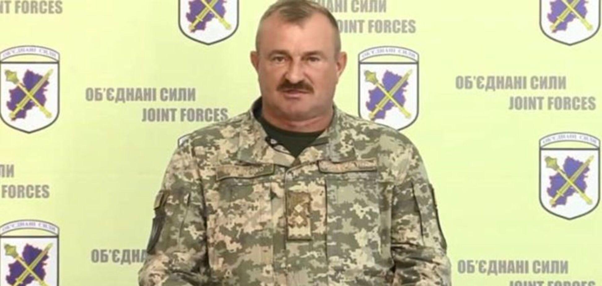 В 'ДНР' истерика из-за нового командующего ООС: генерал назвал причину
