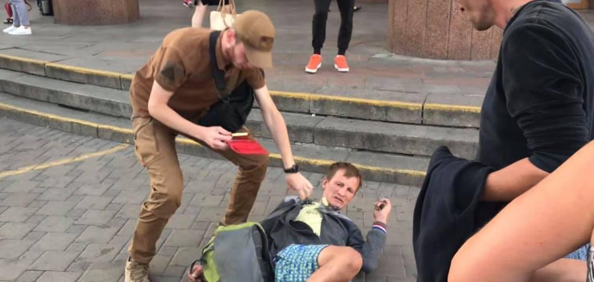 'Клоака!' В Киеве пожаловались на массовые кражи на вокзале