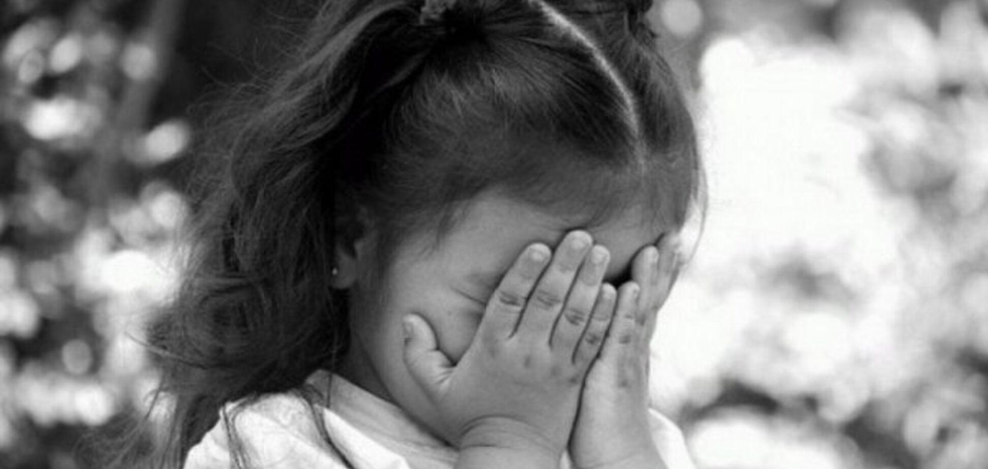 'Воші по голові бігають': в Кривому Розі дівчинка страждає через питущого батька. Фото