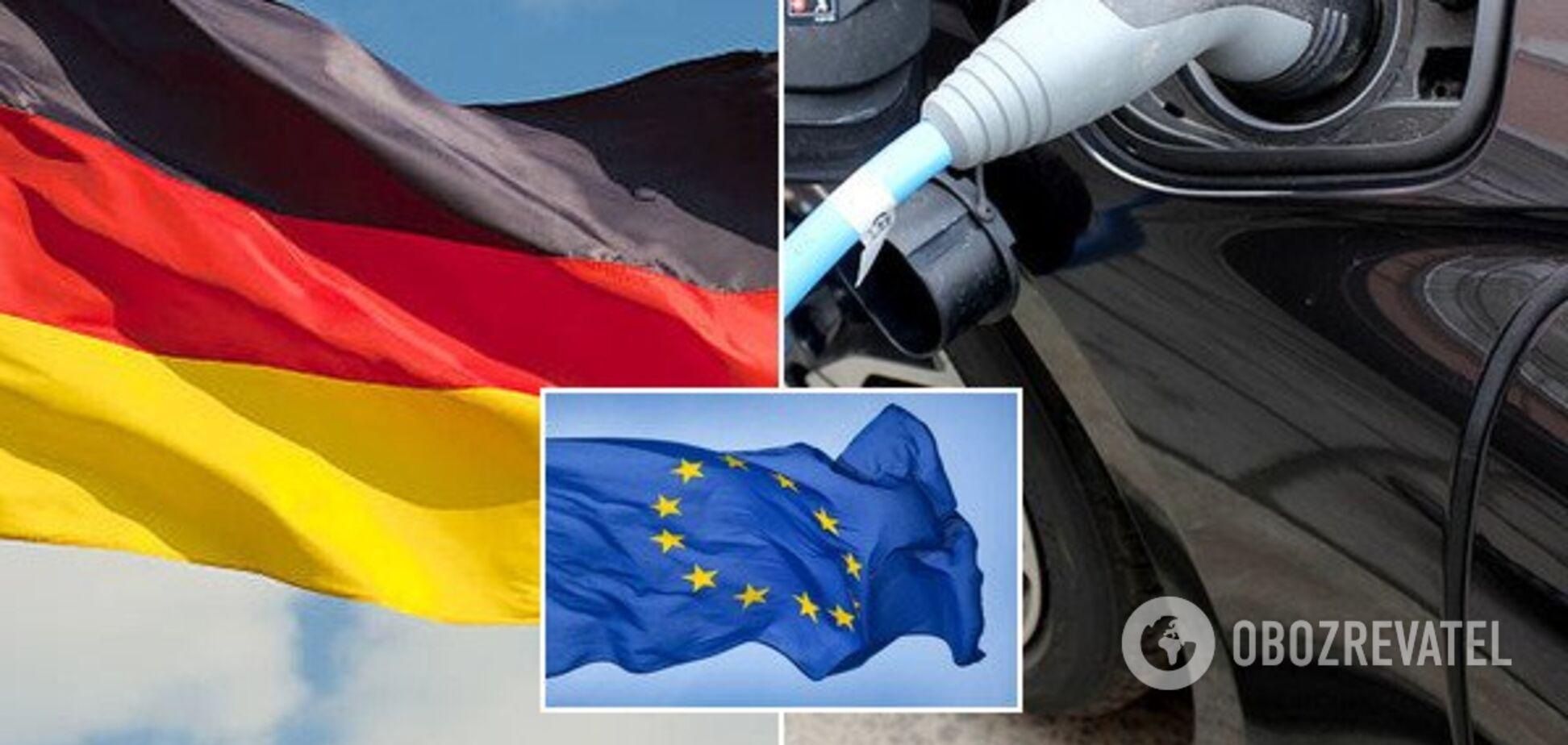 Зарядній інфраструктурі Європи прибуло: побудують 100 тисяч нових зарядних станцій