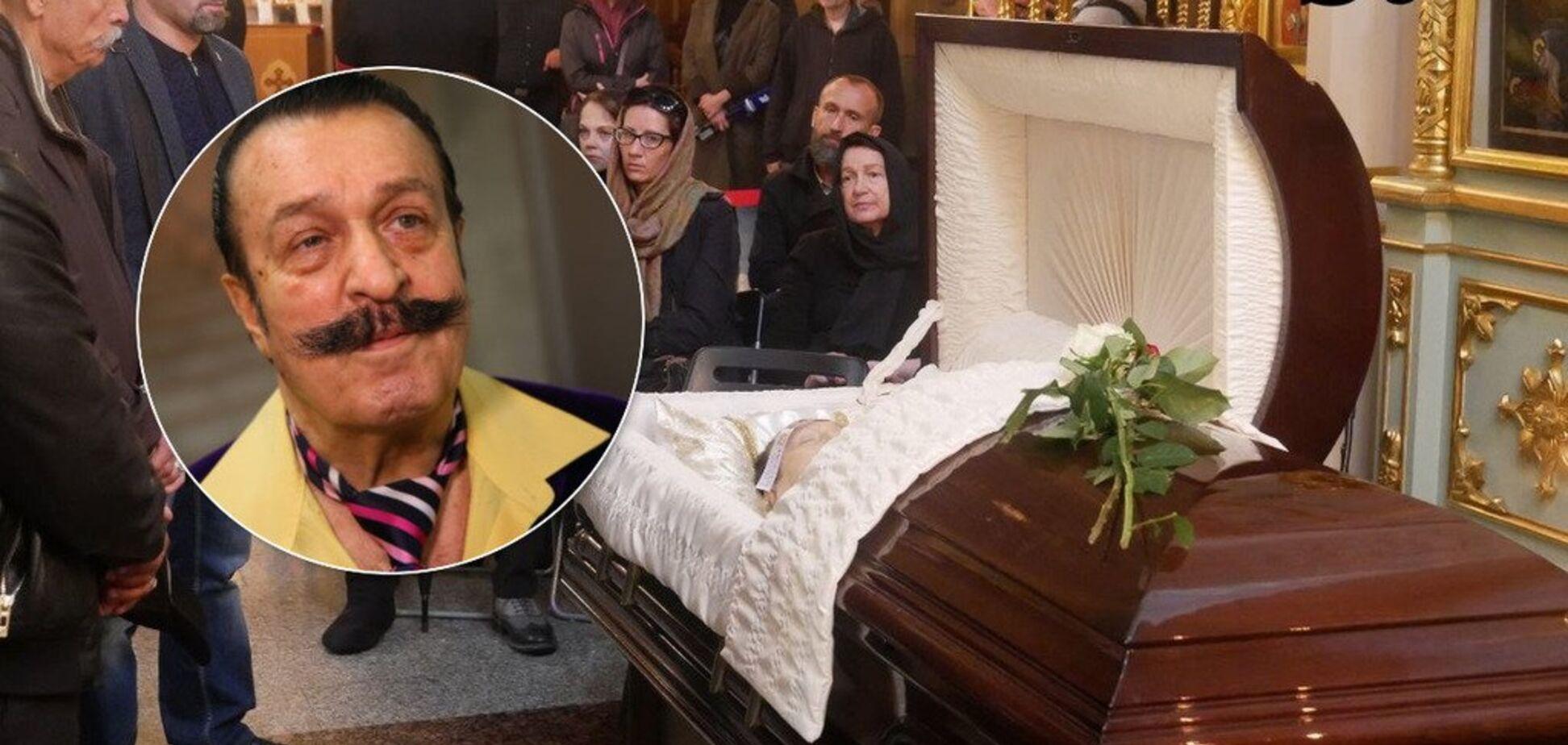 У Москві почалася церемонія прощання з Віллі Токаревим
