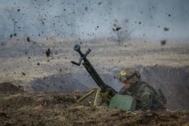 Ілюстрація. Війна на Донбасі