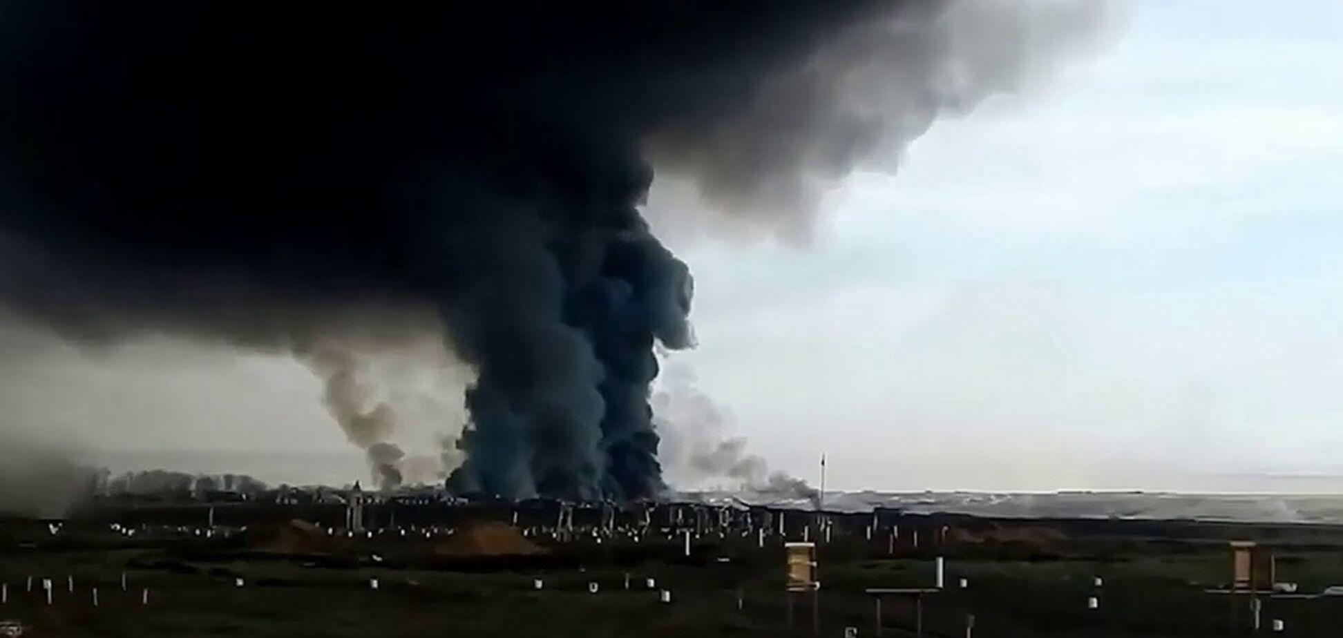 'Це радіація!' У Росії почалася паніка через вибухи на військовому полігоні