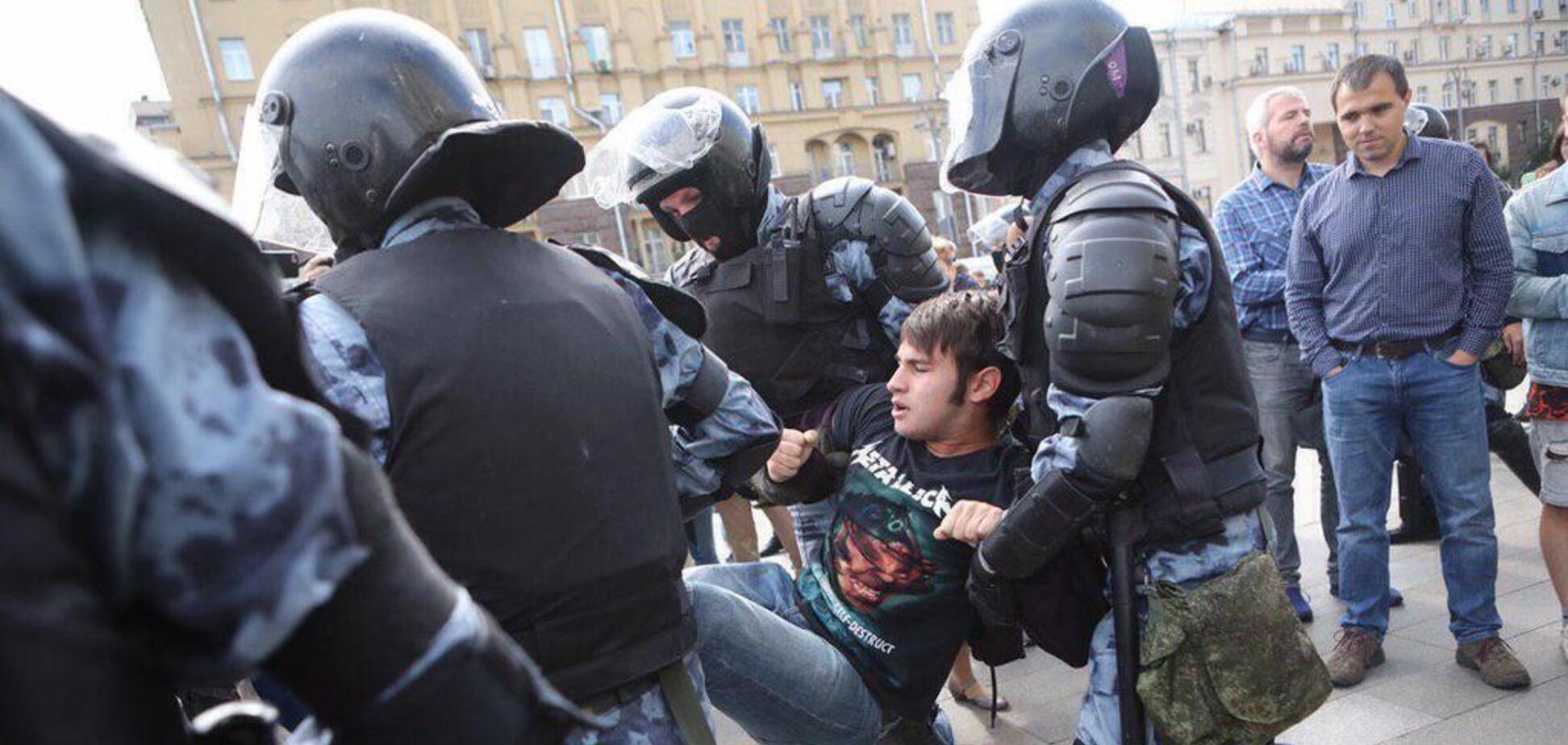 Масштабный митинг в Москве: все подробности, фото и видео