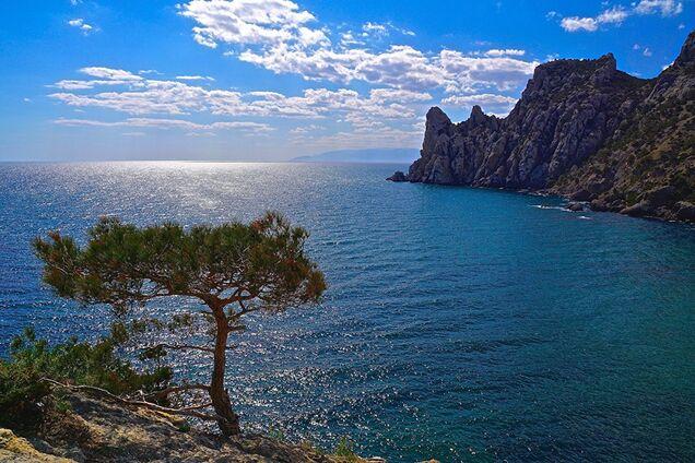 Кримський пейзаж