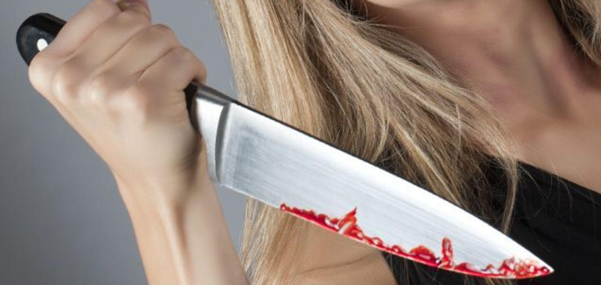 Порізала ножем: в Дніпрі жінка жорстоко вбила співмешканця