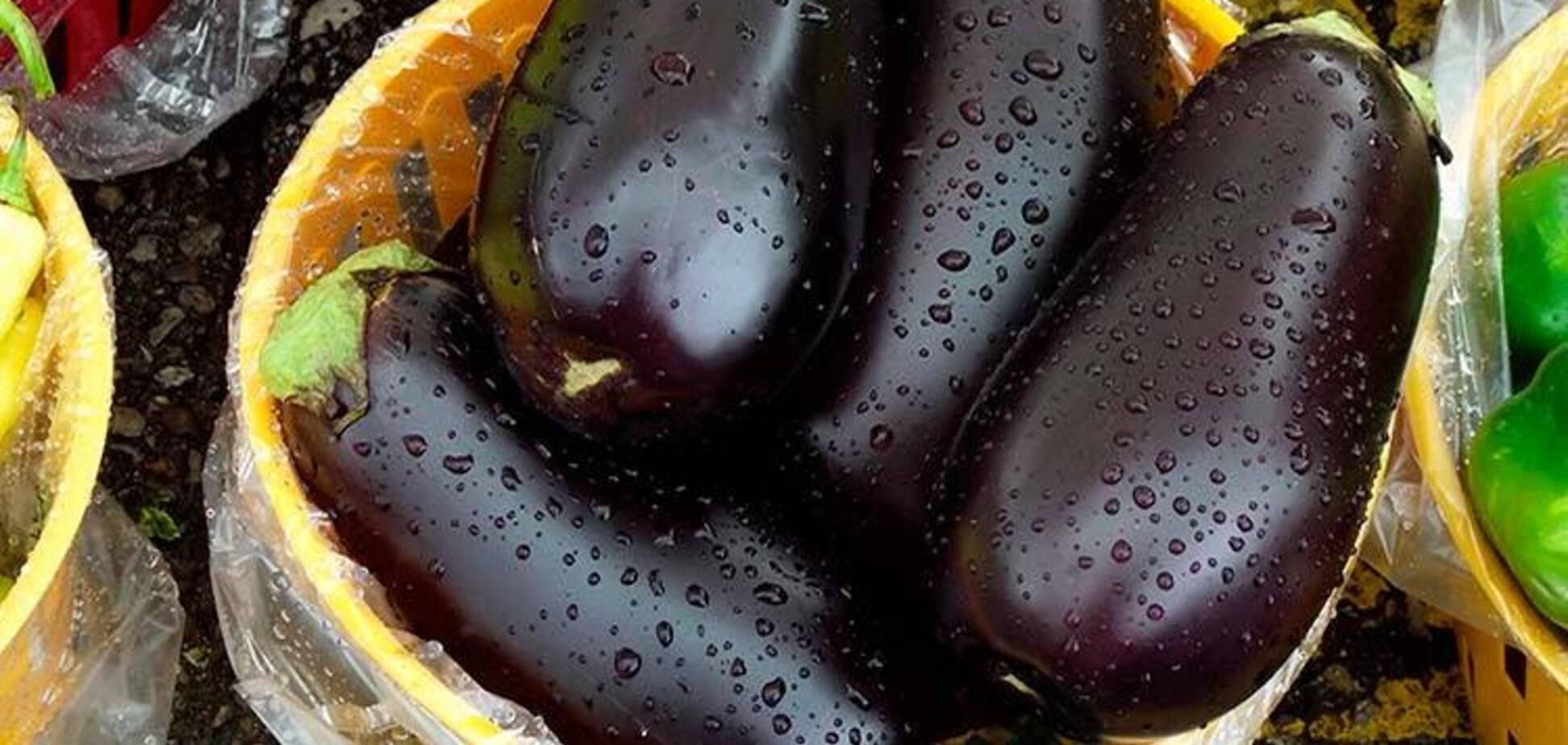 Рецепт найсмачніших квашених баклажанів