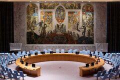 Россия возглавит Совбез ООН