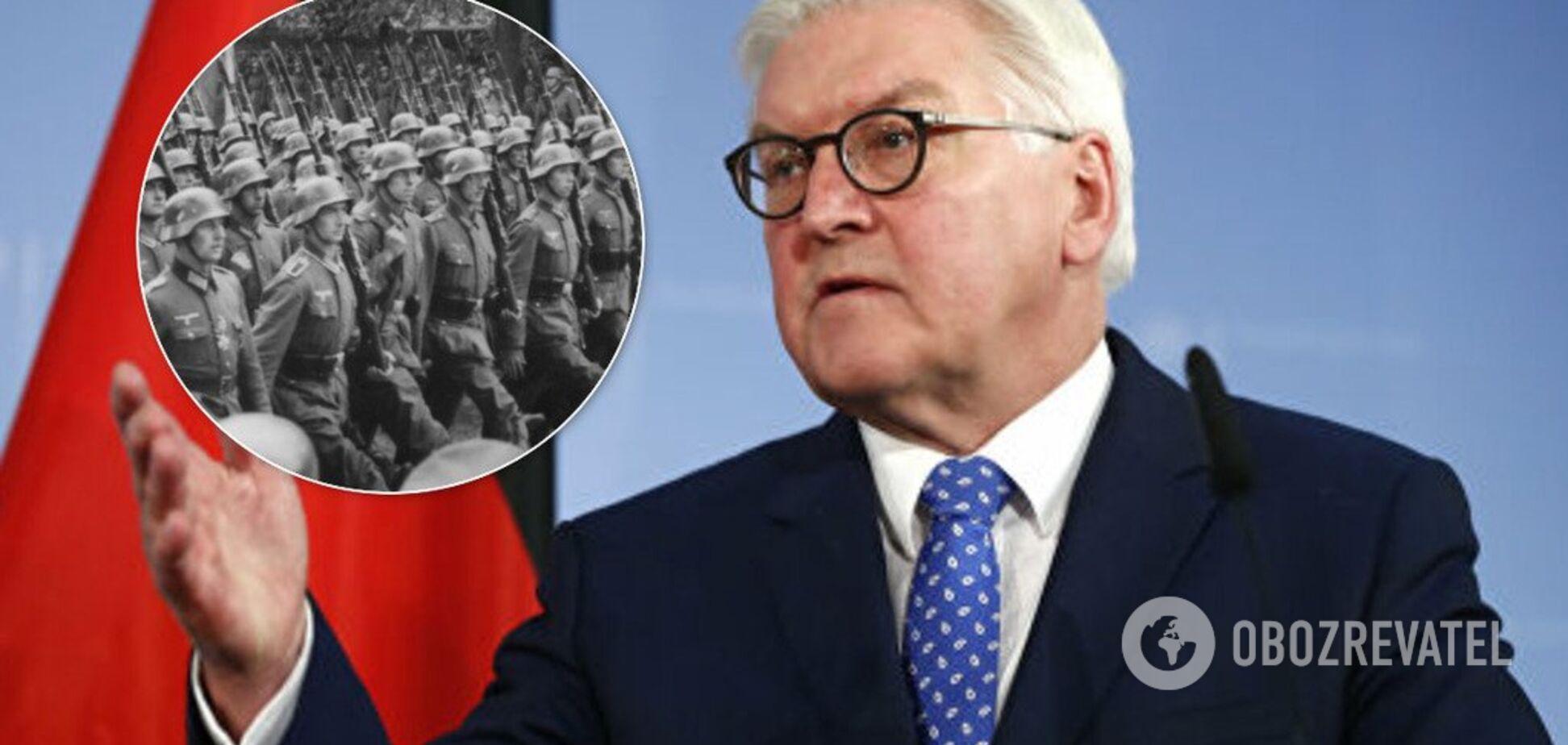 'Цього не можна забути!' Президент Німеччини попросив вибачення у Польщі за Другу світову