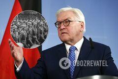 'Этого нельзя забыть!' Президент Германии попросил прощения у Польши за Вторую мировую