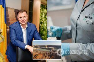 'Україна і США — союзники': гендиректор 'Велти' про титан та неймовірне відкриття