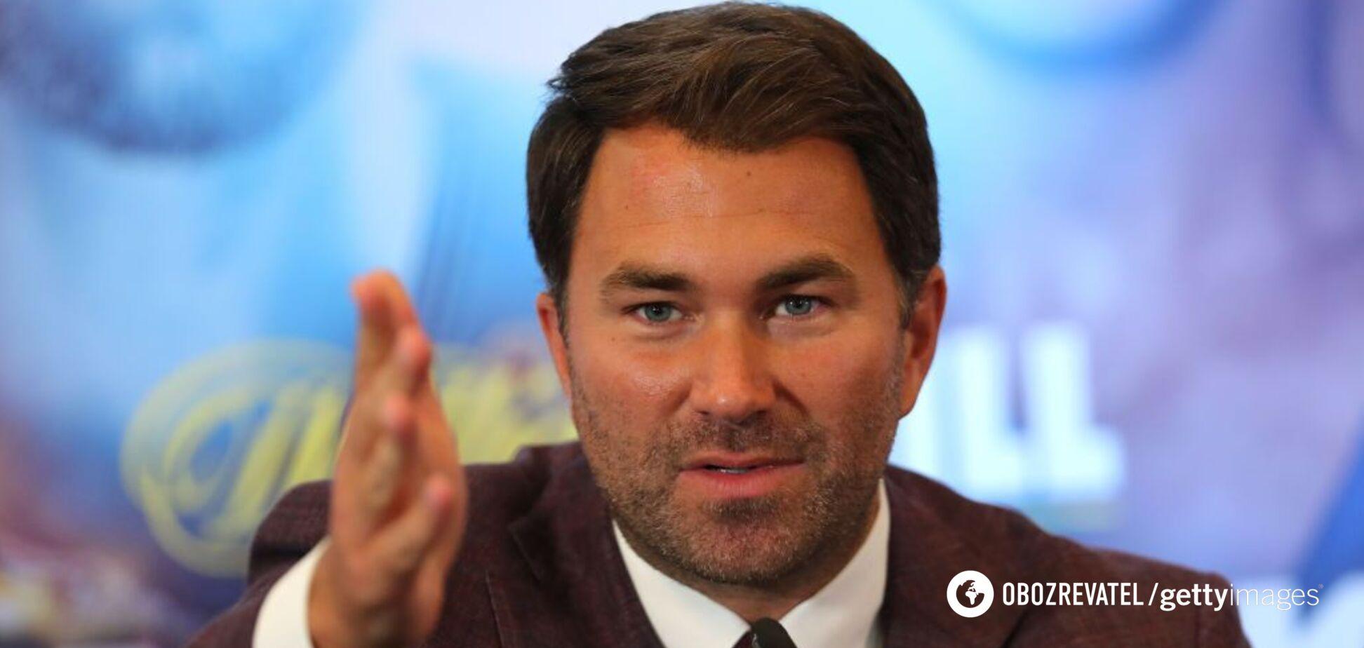 'Можливо, чотири': промоутер Кемпбелла оскаржив розгром від Ломаченка