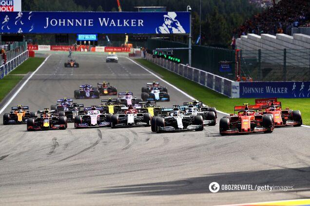 Гран-прі Формули-1 був затьмарений смертельної трагедією