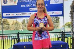 Сенсационная украинская теннисистка с рекордом выиграла престижный турнир