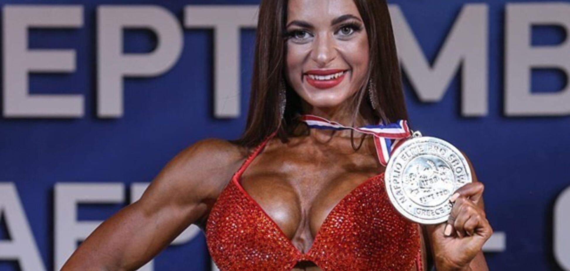 Украинская фитнес-модель выиграла престижнейший турнир в Греции: фото красотки