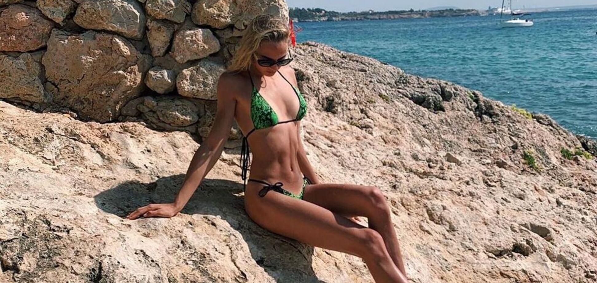 'Анаконда': українська чемпіонка Білодід вразила сексуальним фото