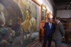 В Україну повернеться унікальна картина, вкрадена нацистами: фото