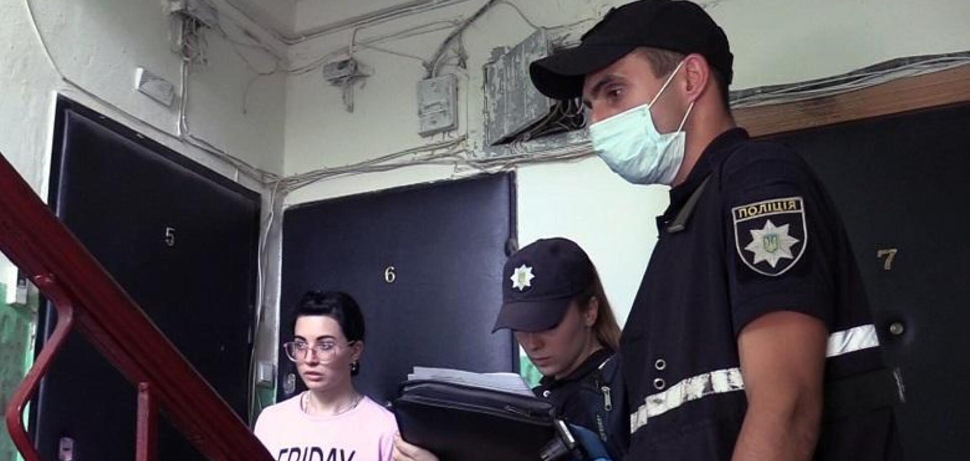У Києві затримали підозрювану у жорстокому вбивстві