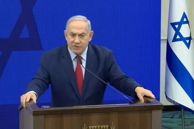 Нетаньяху заявил об аннексии Западного берега реки Иордан