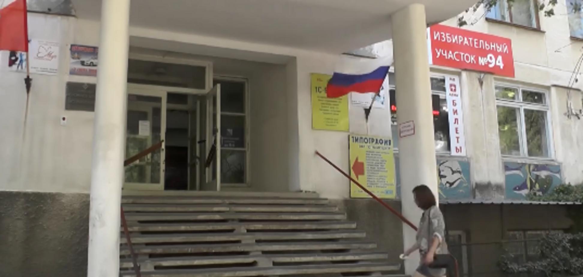 Журналіст вказав на хитрість Кремля на скандальних виборах у Криму