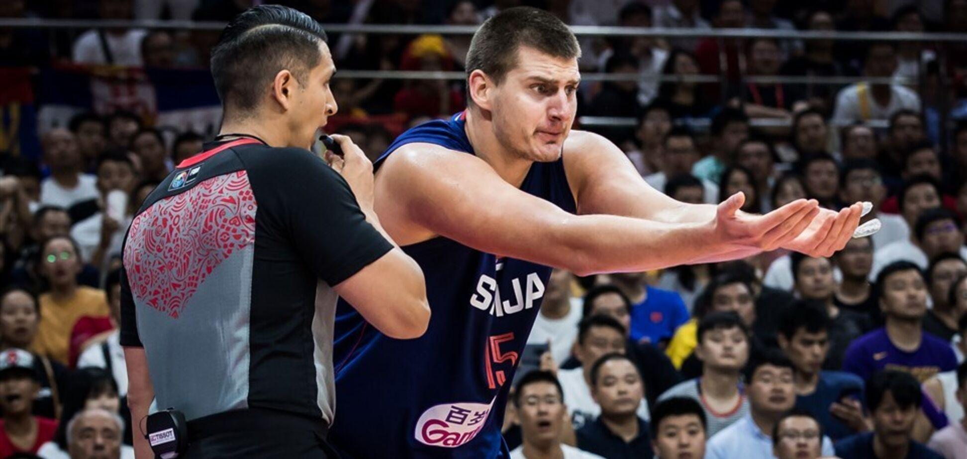 Де дивитися онлайн Аргентина – Сербія: розклад трансляцій 1/4 фіналу ЧС із баскетболу