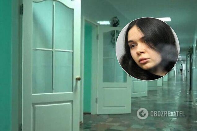 Олена Зайцева в колонії