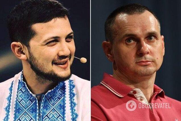 Геннадий Афанасьев и Олег Сенцов