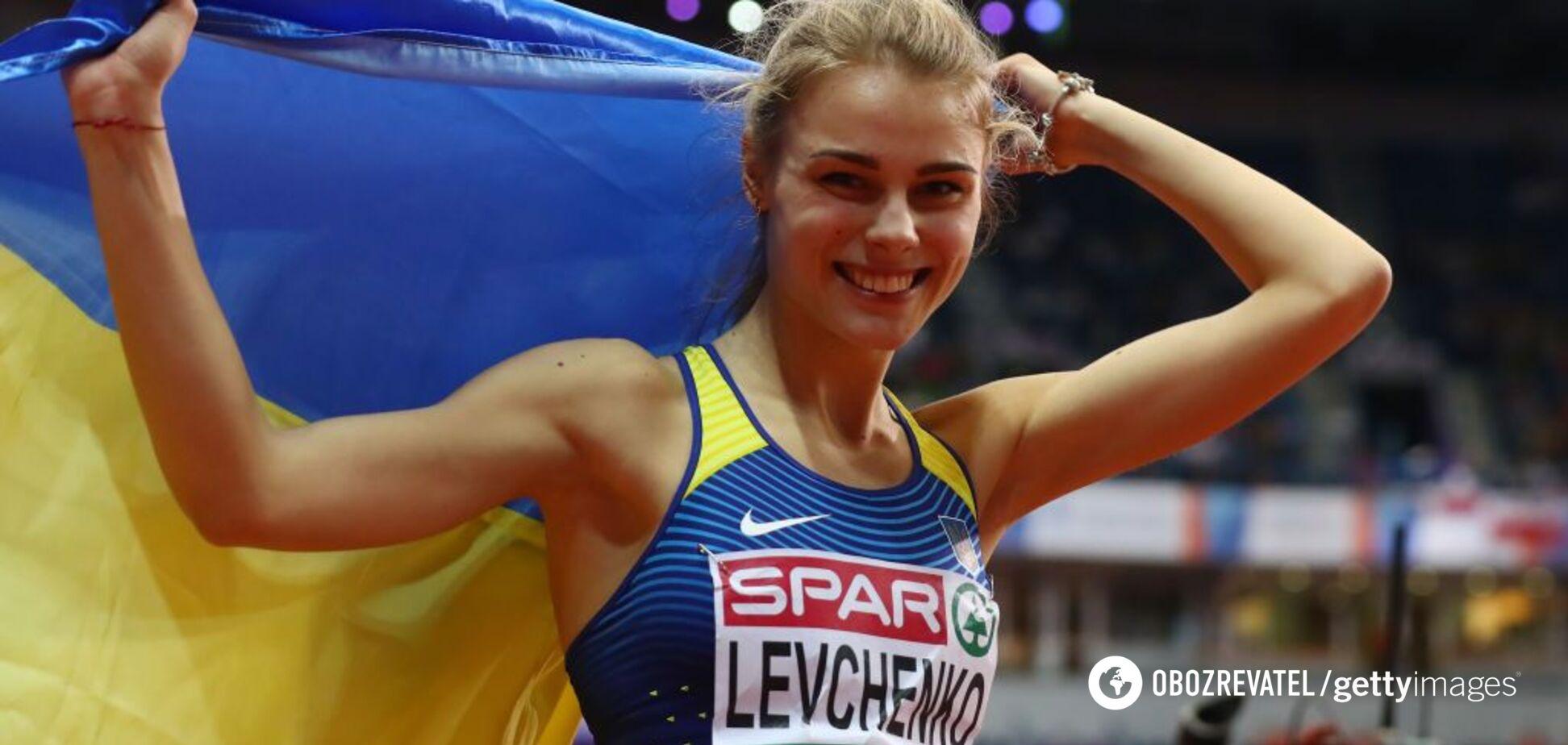 С рекордом! Украина сделала золотой дубль на легкоатлетическом турнире