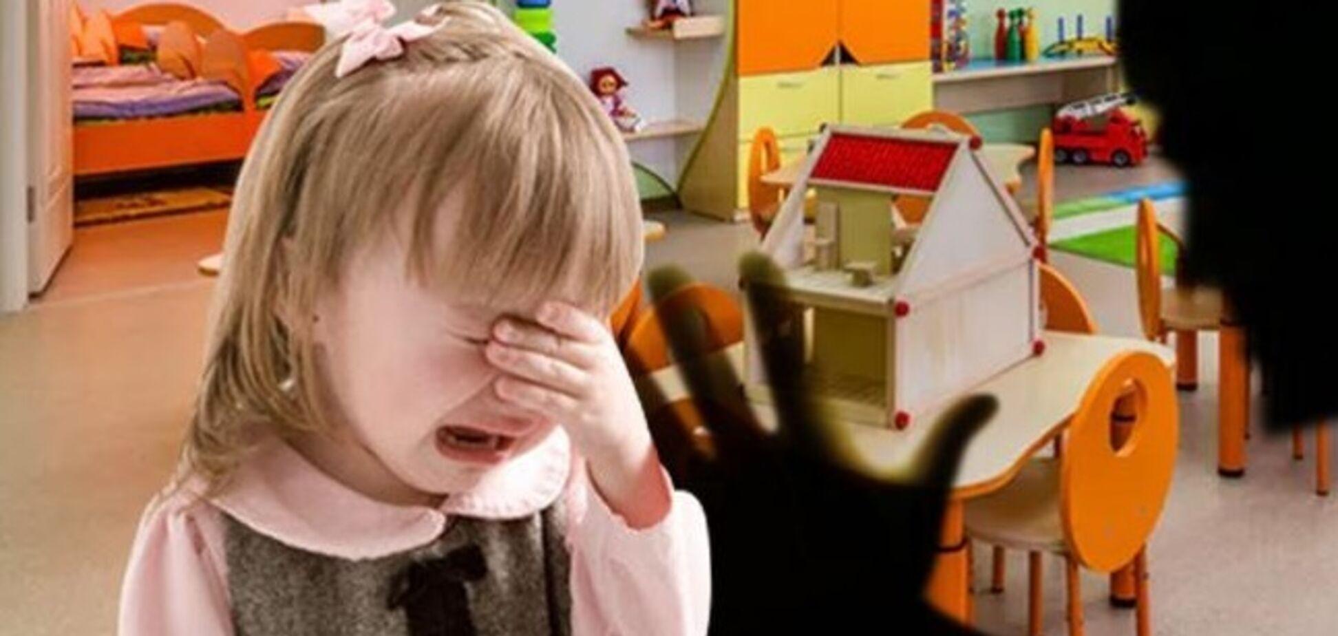 'Ты что, тупой? Пошел вон!' В Украине родители забили тревогу из-за издевательств в детсадах