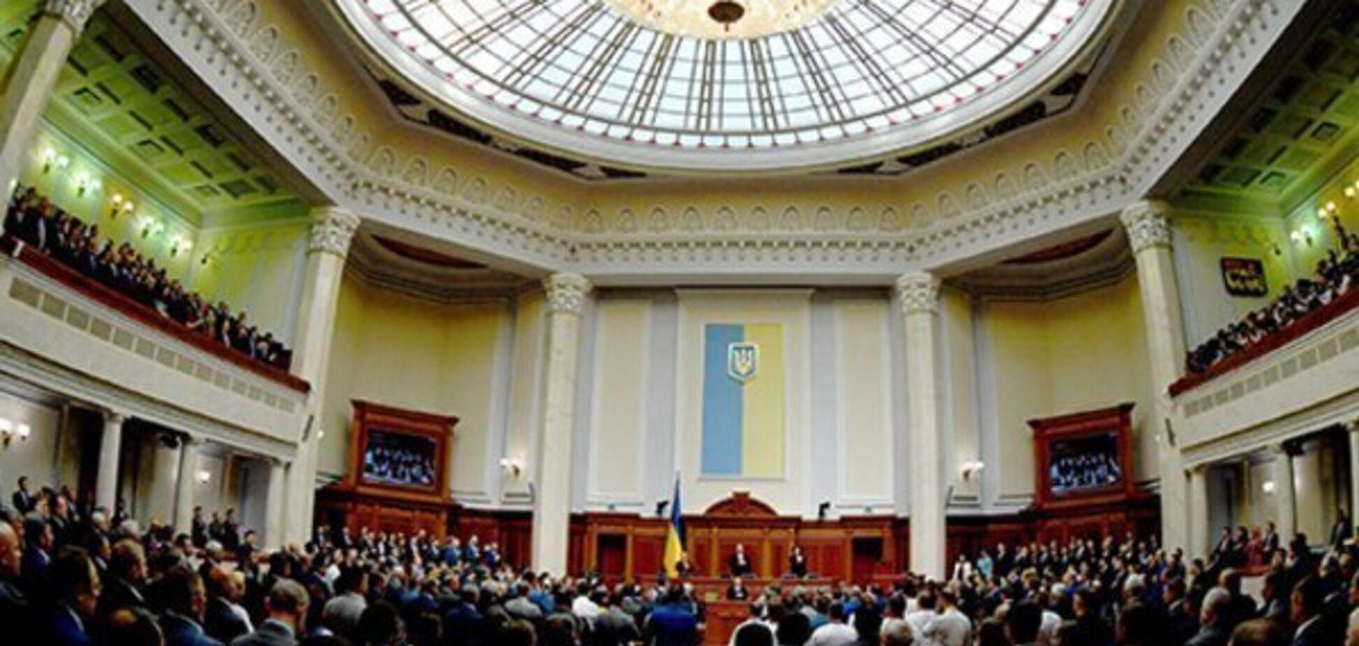 'Слуги народу' майже у повному складі: хто голосував за закон про імпічмент