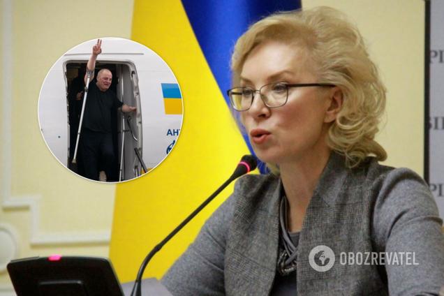 Денисова сообщила об операции Бекирова