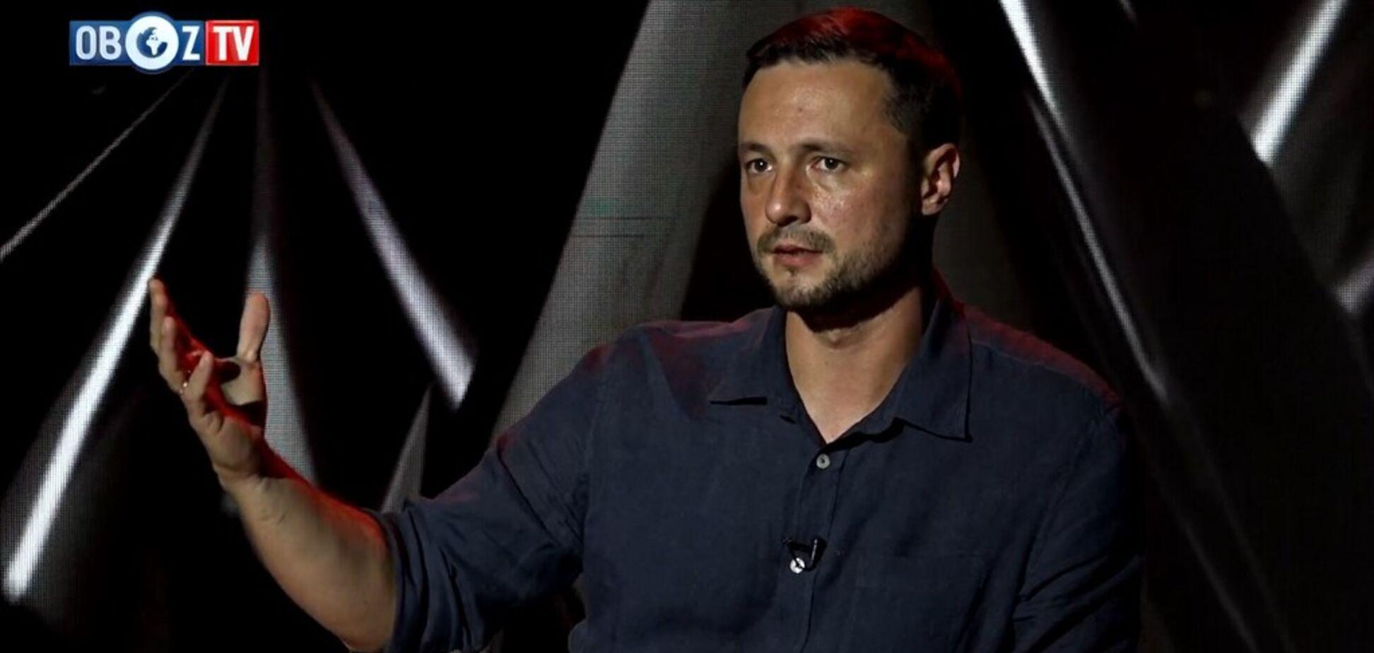 'Человек из плоти и крови': участник АТО озвучил ожидания от встречи Зеленского с Путиным