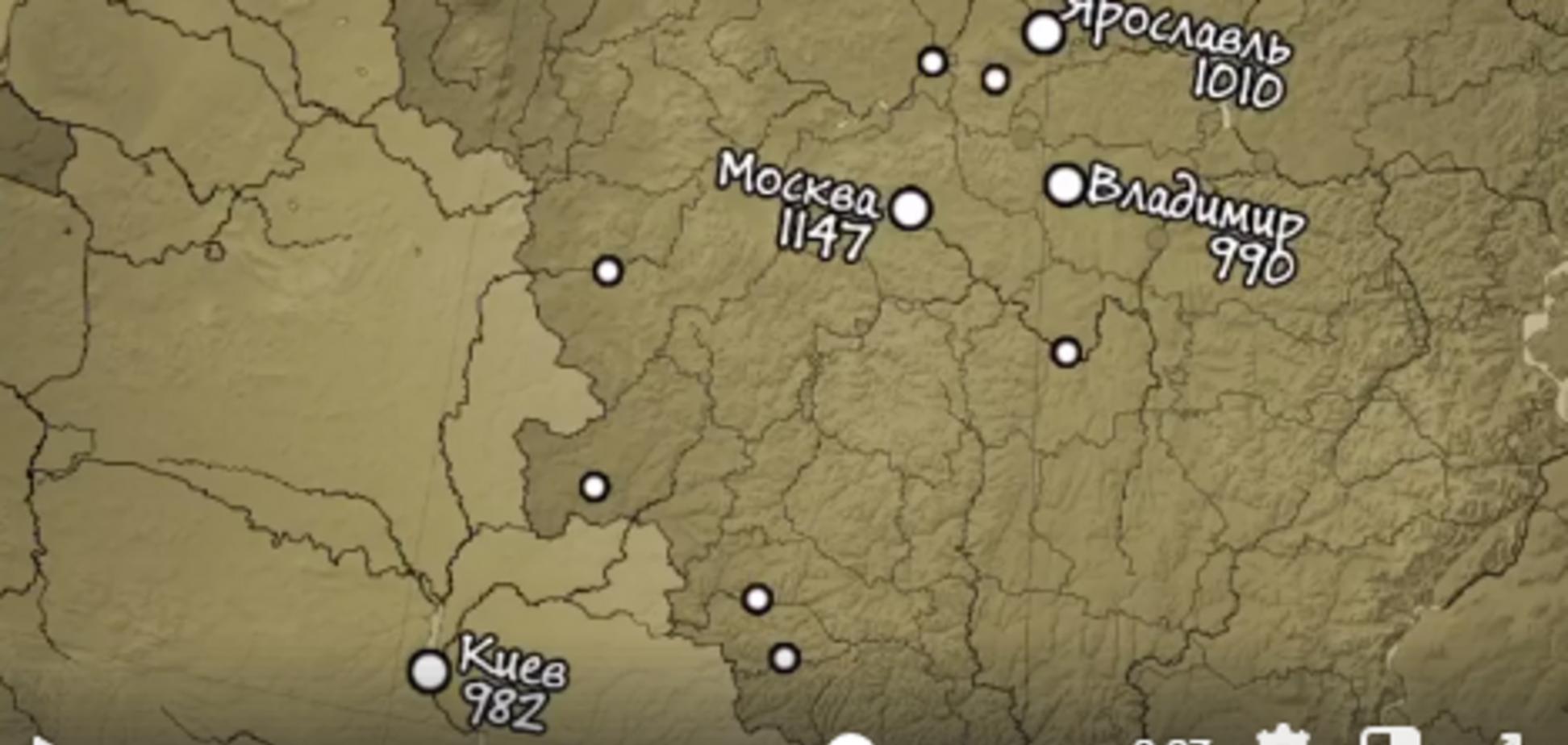 Москву основал киевский князь: ответ Дмитрию Киселеву