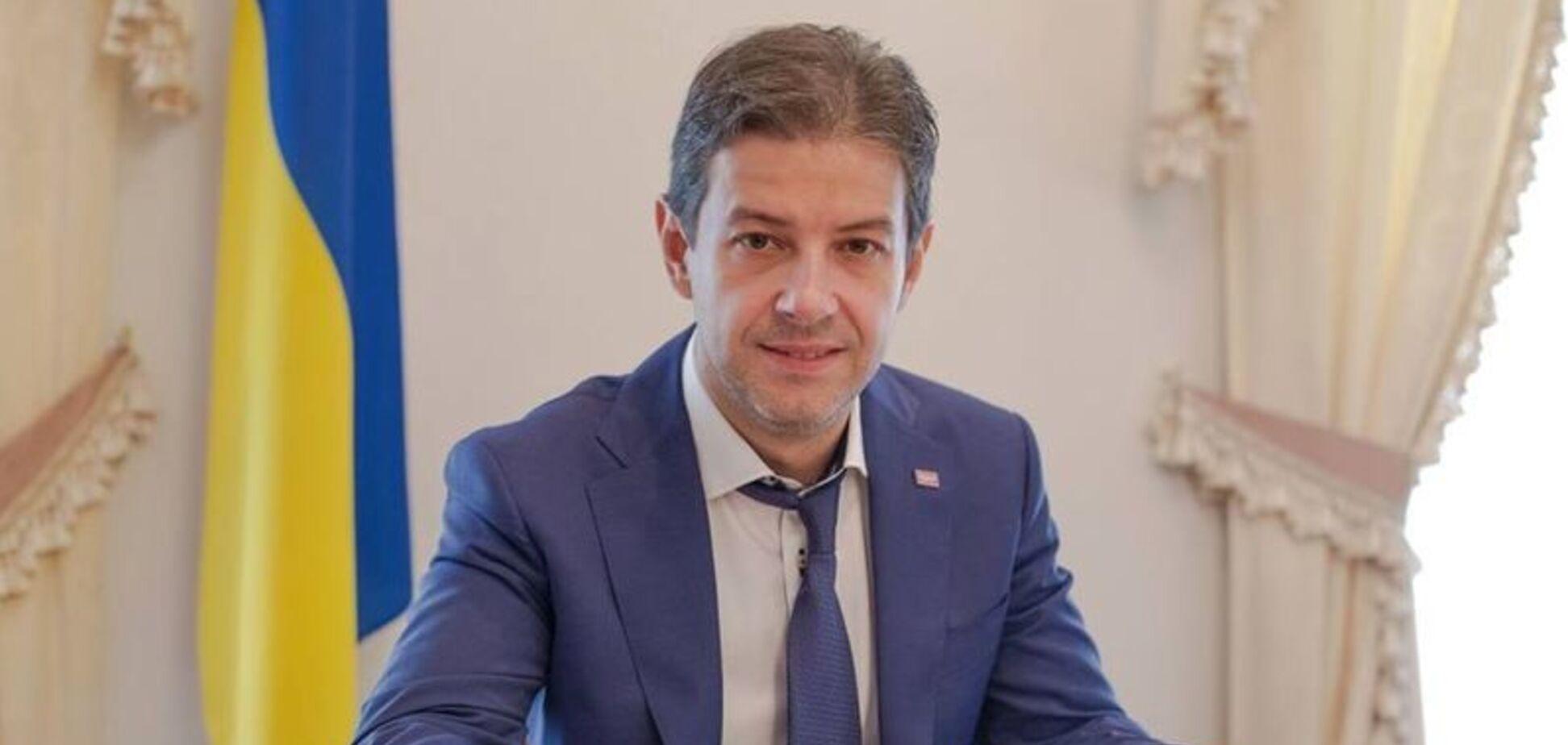 Депутат от ЕС Сергей Алексеев