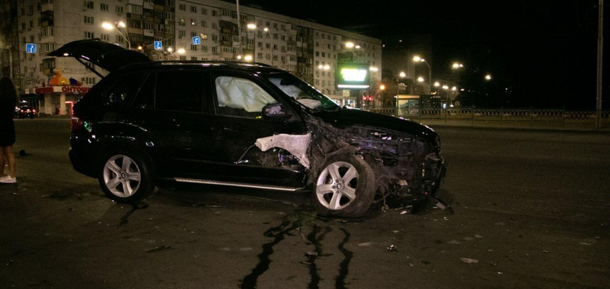 У Києві трапилася масштабна ДТП