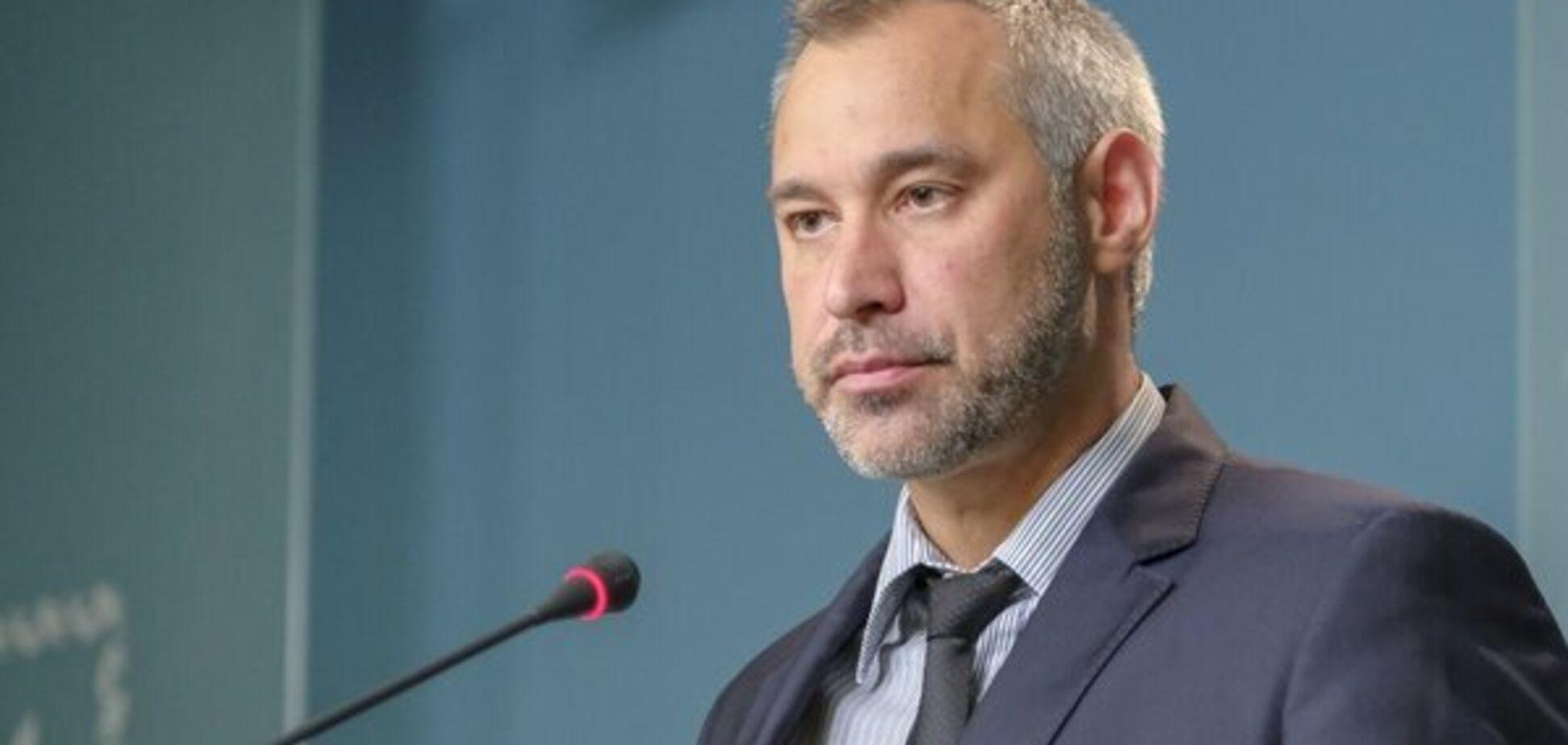 Рябошапка назначил военного прокурора: что о нем известно