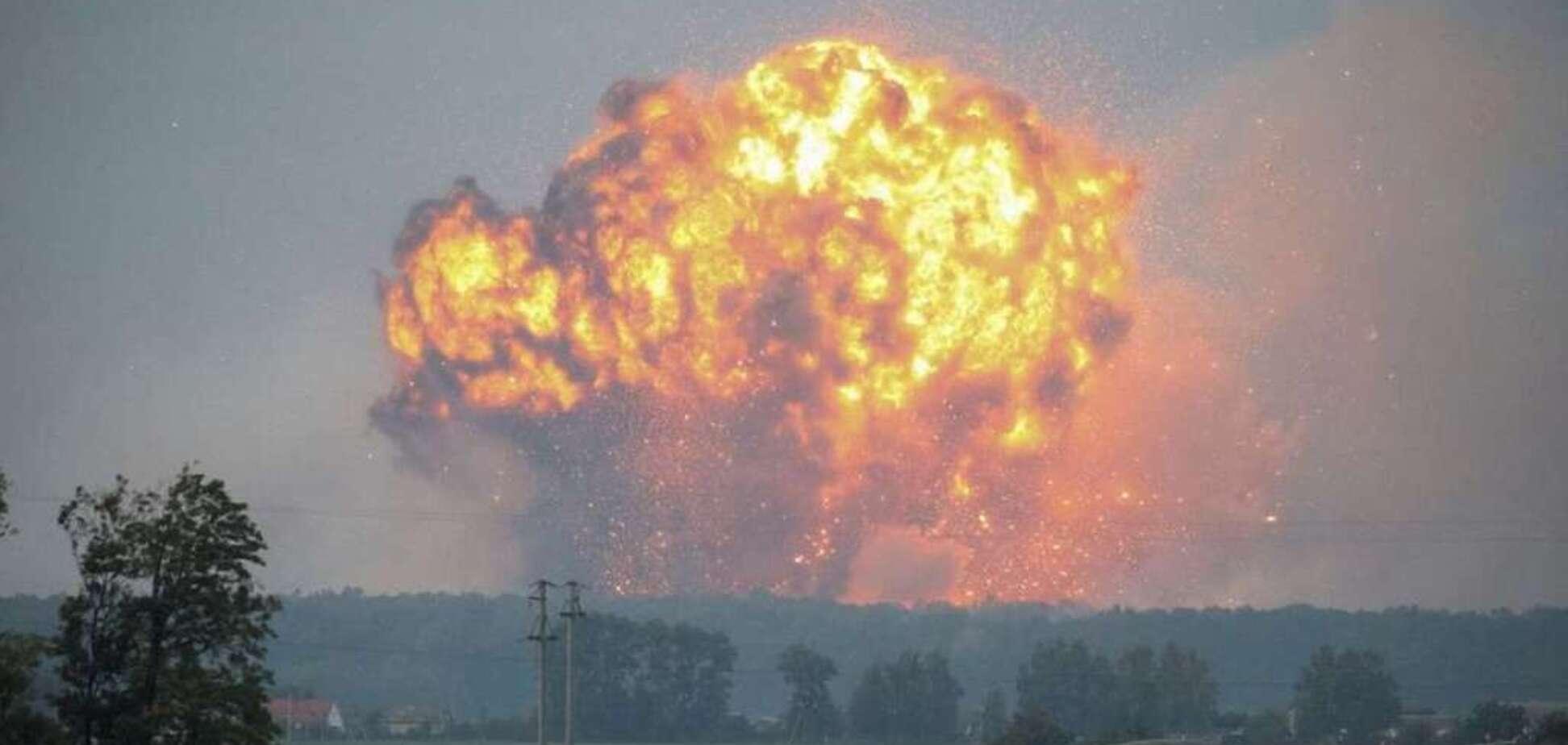 'Люди почали евакуацію': голова села під Калинівкою розповів, що відбувалося після вибуху