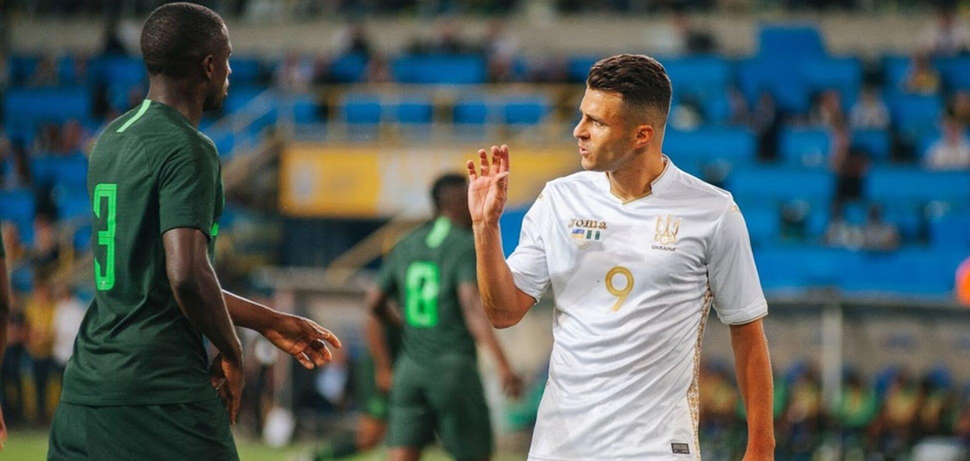 'Это очень больно': Мораес рассказал о травме в игре за сборную Украины