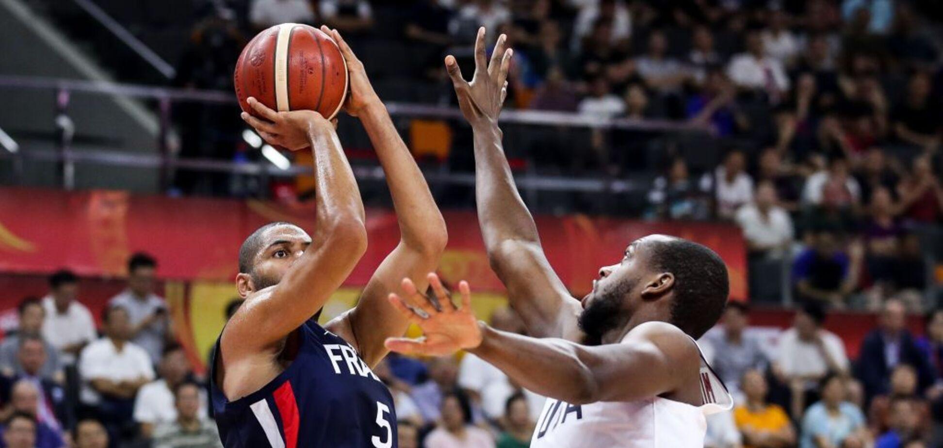 США сенсаційно програли 1/4 фіналу чемпіонату світу з баскетболу