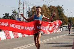 Российский чемпион в фекалиях выиграл международный марафон