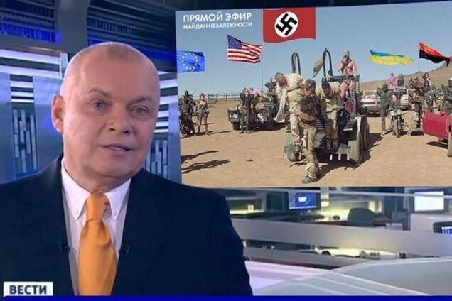 Пропаганда Росії про фашистів