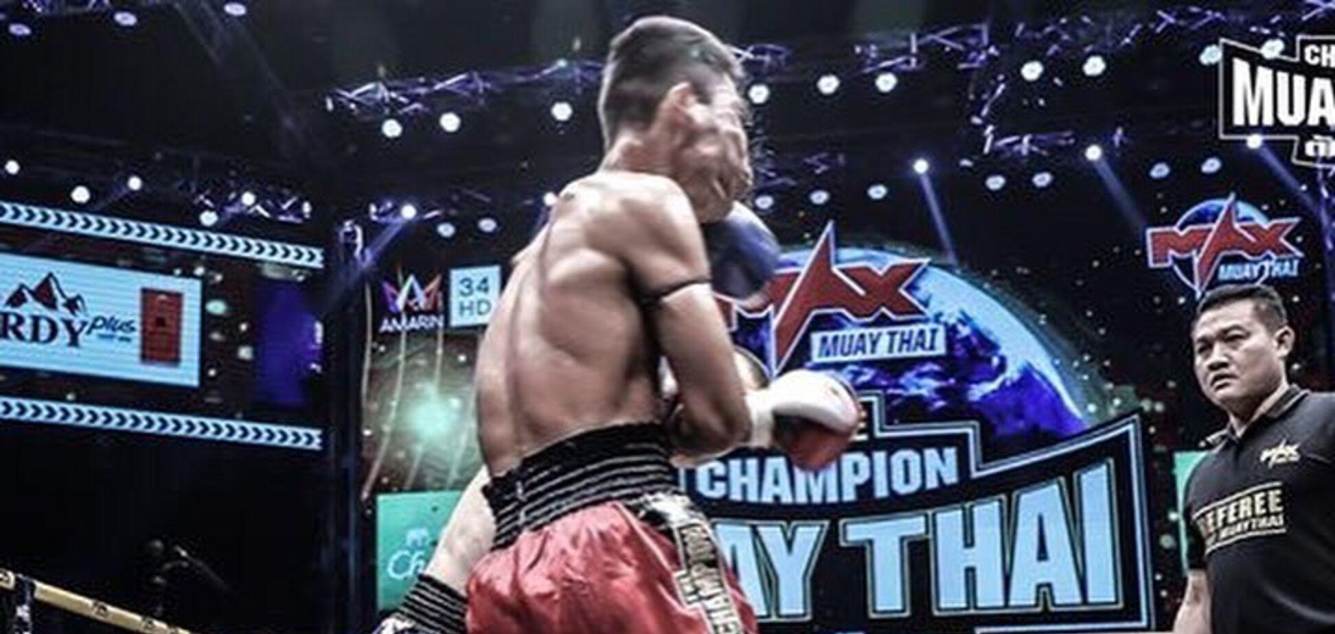 Украинский боксер отправил соперника в брутальный нокаут — опубликовано видео