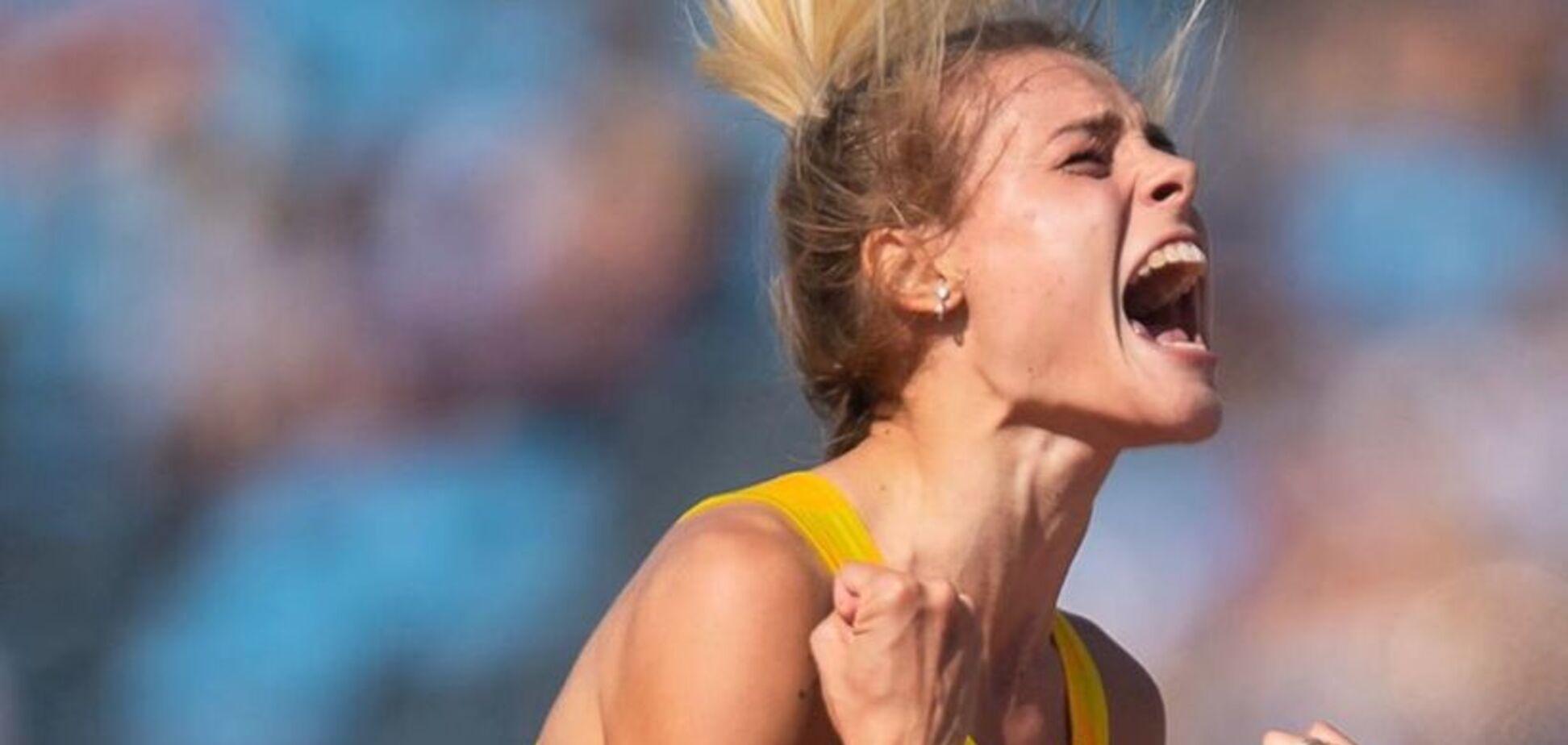 'Go, Ukraine!' В России восхитились украинской чемпионкой