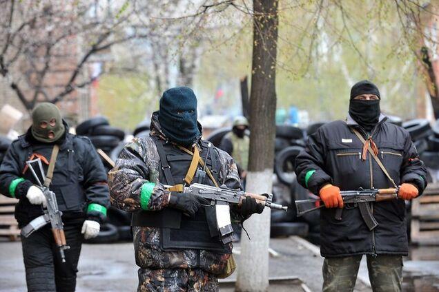 """На Донбасі ліквідували терористів """"ДНР"""""""
