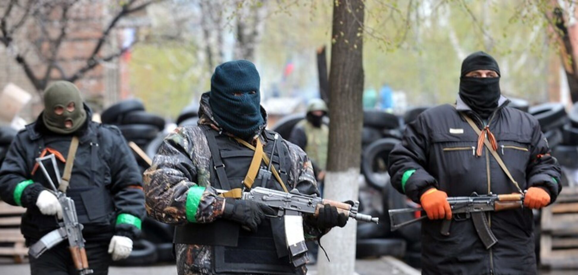 На Донбасі ліквідували терористів ДНР