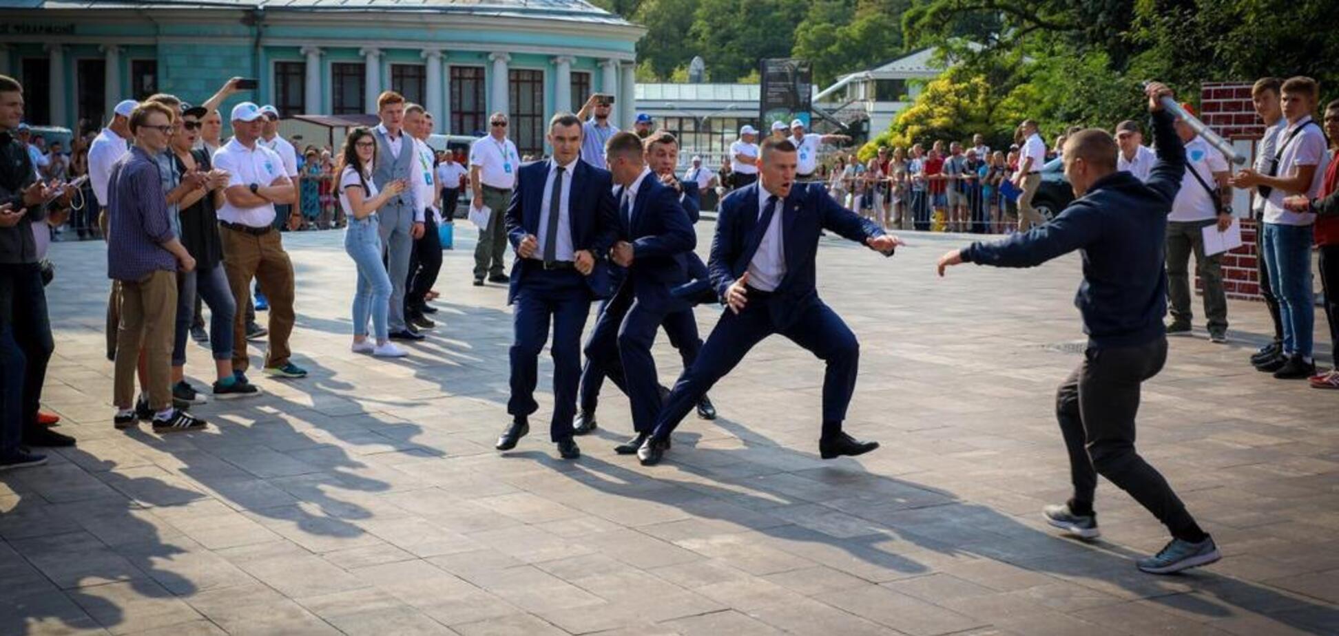 Охранники Зеленского взяли 'золото' на чемпионате мира: чем отличились