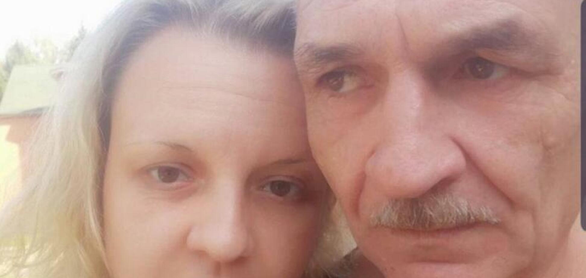 Володимир Цемах з дочкою